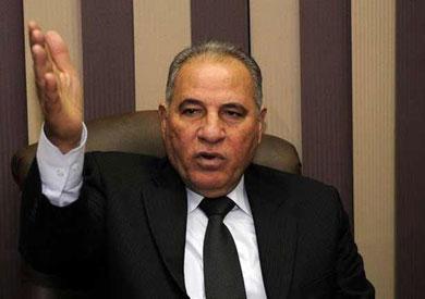أحمد الزند وزير العدل