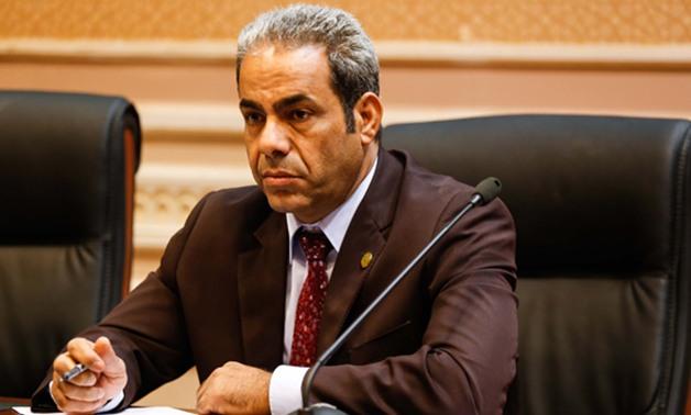 النائب عاطف مخاليف، عضو لجنة حقوق الإنسان في مجلس النواب