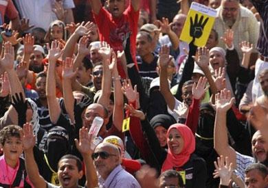 مظاهرات الإخوان - صورة أرشيفية