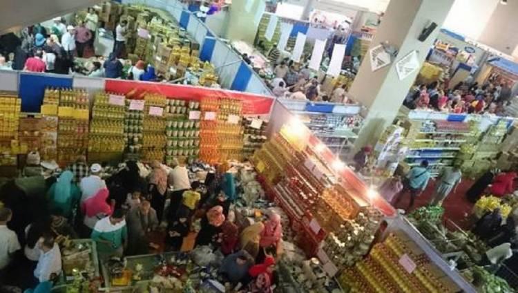 التموين: أكثر من 10 ملايين جنيه مبيعات معرض «أهلا رمضان» خلال يومين
