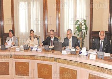 اجتماع مجلس الوزراء- تصوير سليمان العطيفي