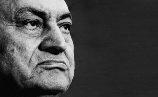 الرئيس الأسبق حسني مبارك