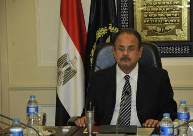 اللواء مجدى عبد الغفار، ووزير الداخلية