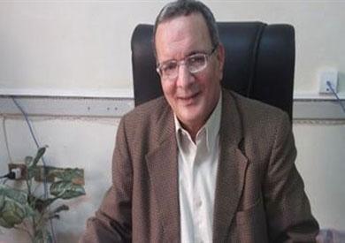 الدكتور محمد لاشين وكيل وزارة الصحة بالقليوبية
