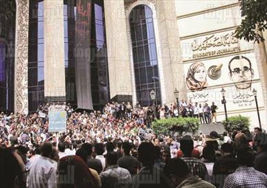 نقابة الصحفيين تصوير احمد عبد الفتاح