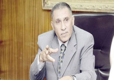 المستشار يوسف عثمان، رئيس جهاز الكسب غير المشروع السابق