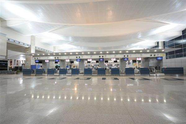 أرشيفية - مطار القاهرة