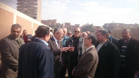 محافظ المنيا يقرر إزالة 18 حالة تعدي.. وتحرير 288 محضر مخالف بأبوقرقاص