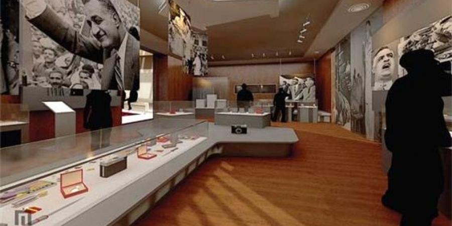 سفير صربيا بالقاهرة يزور متحف الرئيس جمال عبد الناصر