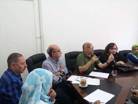 واصف ورزق الله يواصلان العمل في الدورة 39 لـ«القاهرة السينمائي»