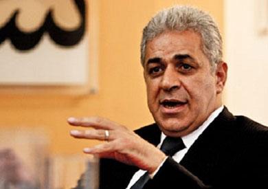 حمدين صباحي، المرشح الرئاسي السابق