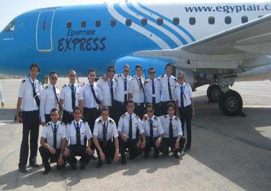 استقالات جماعية لـ 250 طيارا بمصر للطيران-ارشيفية