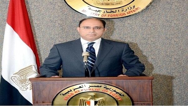 المستشار أحمد أبو زيد، المتحدث الرسمي باسم وزارة الخارجية