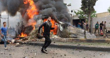 مقتل 29 شخصا في قصف للتحالف الدولي على الرقة