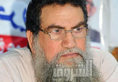 الدكتور عبود الزمر- القيادي بالجماعة الإسلامية