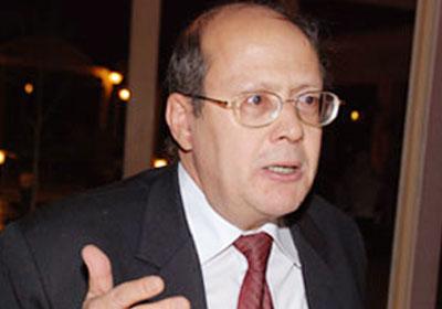 الكاتب الصحفي، عبد الحليم قنديل