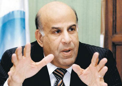 الدكتور عبد القوى خليفة- محافظ القاهرة