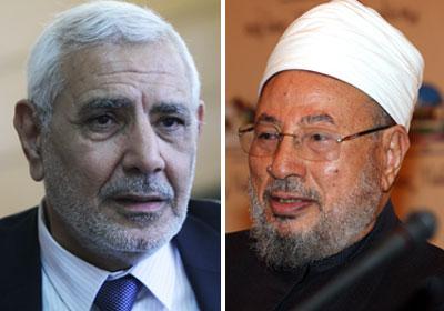 القرضاوى: أبوالفتوح الأصلح لـ«الرئاسة».. وأدعو