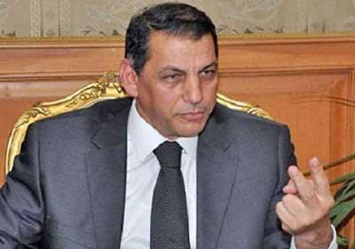 وزير الداخلية اللواء- أحمد جمال الدين