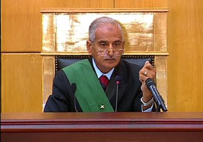 محاولة جديدة لتعطيل محاكمة مبارك