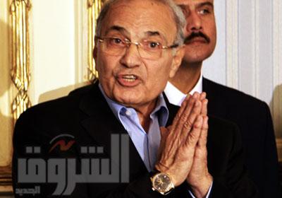الفريق أحمد شفيق - المرشح لرئاسة الجمهورية