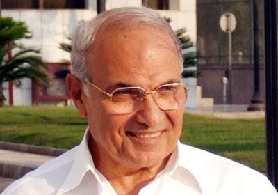 الفريق أحمد شفيق المرشح السابق لرئاسة الجمهورية