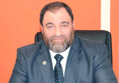 الدكتور باسم خفاجى، رئيس حزب التغيير والتنمية