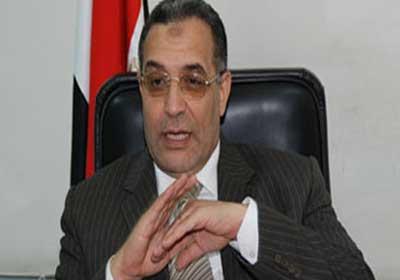 رئيس مصلحة الضرائب- أحمد رفعت