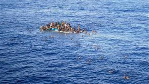 غرق قارب يحمل 160 مهاجرا قبالة سواحل قبرص