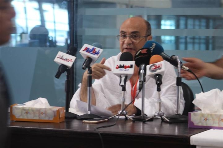 المستشار عمر مروان، رئيس بعثة الحج ووزير الدولة لشؤون مجلس النواب