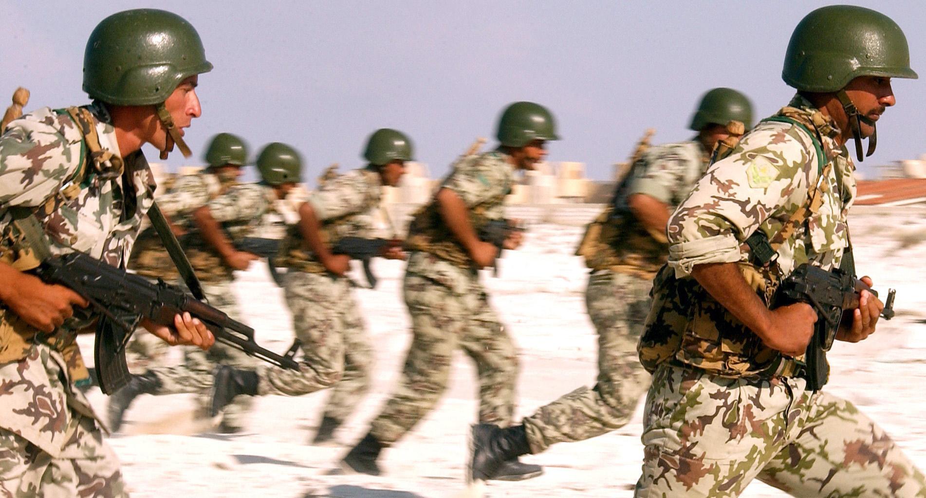 الجيش المصري يحتفل بمرور 100 عام على الحرب العالمية الأولى