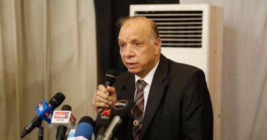 المهندس عاطف عبدالحميد محافظ القاهرة