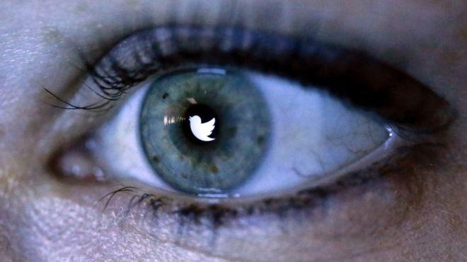 يقول خبراء إن أجهزة الروبوت يمكن رصد نشاطها بسهولة على تويتر