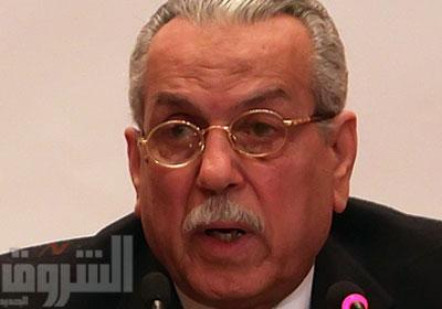 فاروق فاروق سلطان رئيس المحكمة الدستورية الأسبق