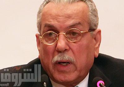 المستشار فاروق سلطان رئيس اللجنة القضائية العليا للانتخابات الرئاسية