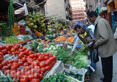 استمرار ارتفاع أسعار الخضروات والفاكهة - تصوير: جيهان نصر