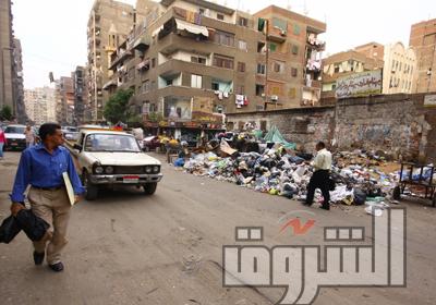 حرب القمامة أصبحت لعبة المحافظات بعد وعد الرئيس تصوير  محمد الميمونى