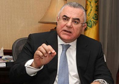 هشام رامز، محافظ البنك المركزي