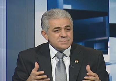 حمدين صباحى ، مؤسس التيار الشعبى المصرى ، وعضو جبهة الإنقاذ