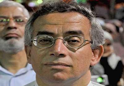 الدكتور حسن البرنس- القيادي بحزب الحرية والعدالة