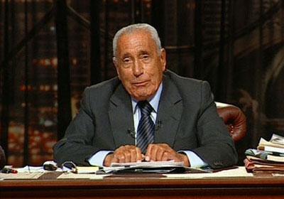 هيكل يكشف إنقلاب مبارك أبوغزالة
