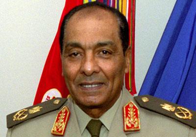 طنطاوي:القوات المسلحة تحترم سلطات الدولة