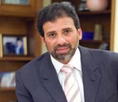 النائب البرماني والمخرج خالد يوسف. (أرشيفية).