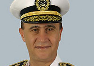 الفريق مهاب مميش قائد القوات البحرية