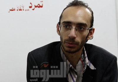 محمد عبد العزيز، ممثل حملة «تمرد» في لجنة الخمسين لتعديل الدستور