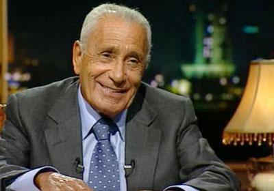 مبارك من المنصة الى الميدان - محمد حسنين هيكل