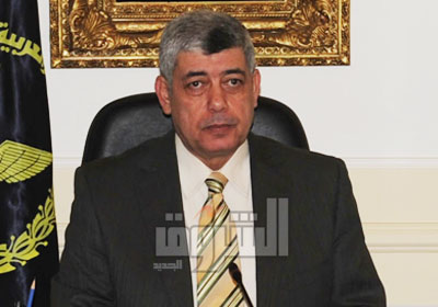 اللواء محمد إبراهيم - وزير الداخلية