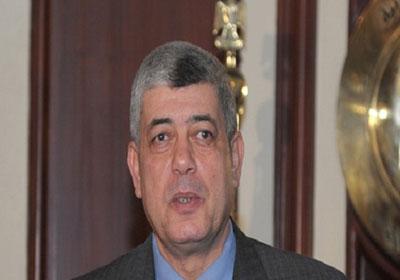 اللواء محمد إبراهيم- وزير الداخلية