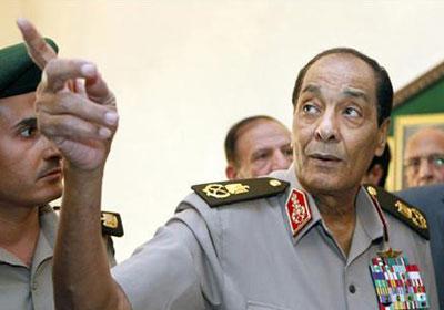 المشير محمد حسين طنطاوي- رئيس المجلس الأعلى للقوات المسلحة