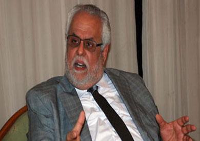 محمد فايز جبريل - السفير الليبي بالقاهرة